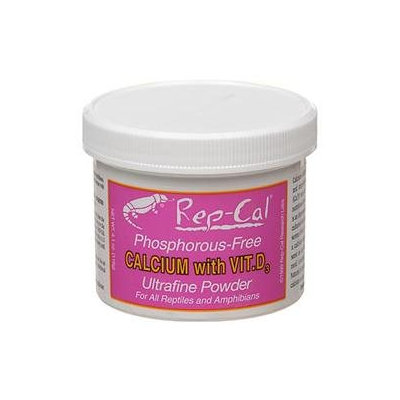 Rep Cal Ultrafine Powder Calcium with Vitamin D3: 3.3 oz