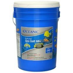 Central Aquatics .Oceanic sea salt mix 200 gal bucket Super Deal