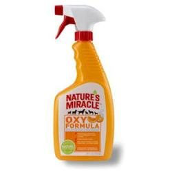 tures Miracle Nature's Miracle Orange Oxy Power Stain & Odor Remover