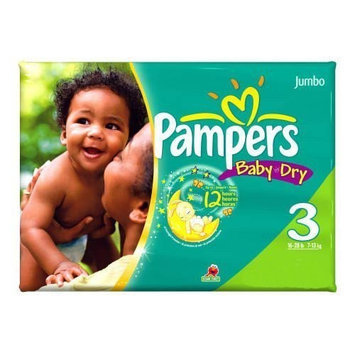 Pampers® Size 3 Baby Unisex