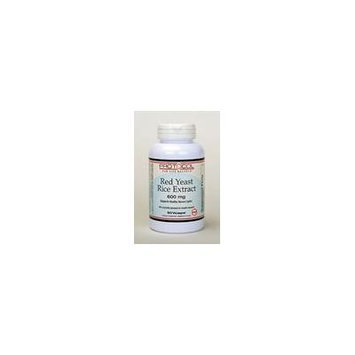 Protocol For Life Balance - Red Yeast Rice Plus 600 mg 90 vcaps