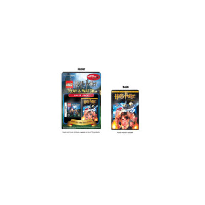 Solutions 2 Go Harry Potter Play & Watch with Lego Harry Potter: Years 1-4