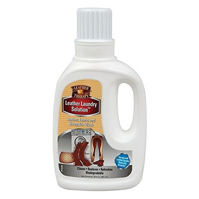 Unicorn Editions, Ltd. - Leather Laundry Solution 20 Ounce - LLS20