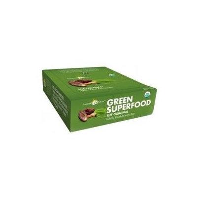 Amazing Grass Green SuperFood Energy Bars, Original Flavor