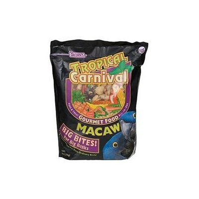 Brown S F.M. Sons Macaw Tropical Carnival Food 5 Pounds - 44685