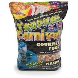 Fm Browns Sons Inc F.M. Browns Wildbird Tropical Carnival Macaw Food - 14 lbs