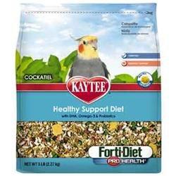 Kaytee Products Inc - Forti-diet Pro Health Safflower Blend- Cockatiel 5 Pound