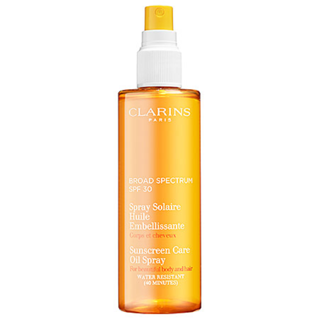 Clarins Sun Care Oil Spray SPF 30