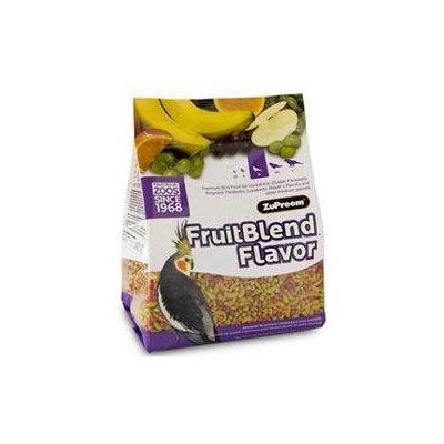 Premium Nutritional ZuPreem AvianMaintenance FruitBlend Premium Bird Diet for Medium Birds