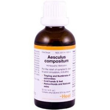 Heel/bhi Homeopathics Aesculus-Compositum-50-mL-by-Heel-BHI
