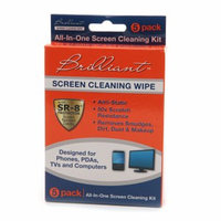 Black Diamond Brilliant Screen Cleaning Wipes