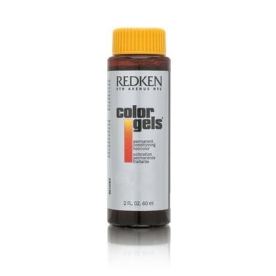 Redken Color Gels Permanent Conditioning 7R Flame Hair Color for Unisex, 2 Ounce