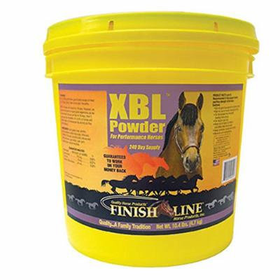 Finish Line Horse Products Xbl Powder (10.4-Pounds)