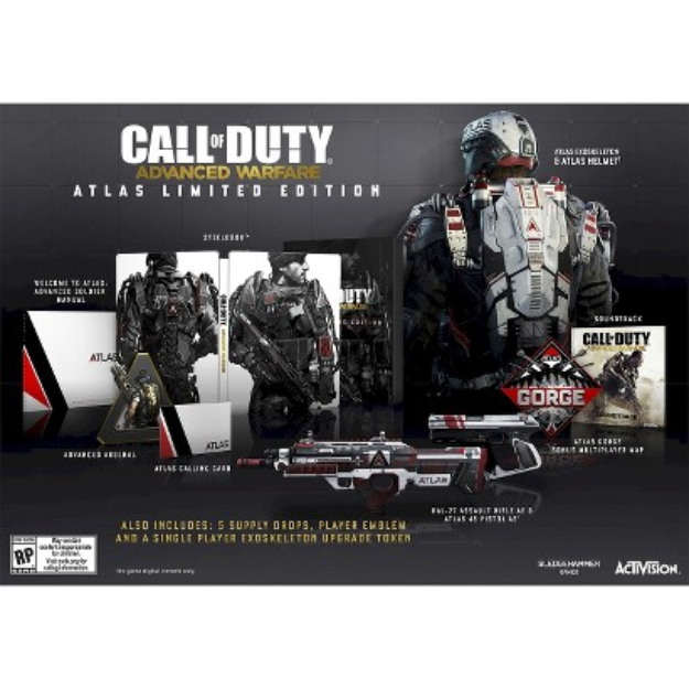 Activision Call of Duty: Advanced Warfare Atlas Limited Edition (PlayStation 4)