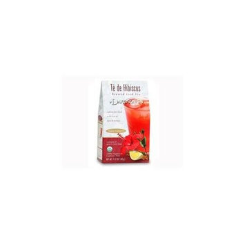 Davidson's Davidson Organic Tea 1388 Brewed Iced Tea Te De Hibiscus Tea
