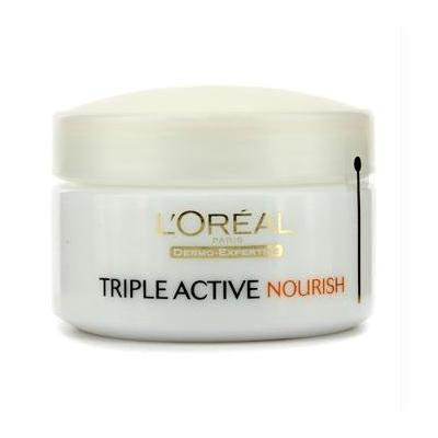 L'Oréal Paris Dermo-Expertise Triple Active Nourish Intensive Hydrating Moisturiser (Dry to Very Dry Skin)