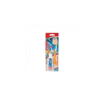 Navajo Kidz Oral Care Toothbrush With Crest Toothpaste