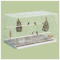 Prevue Hendryx Prevue Pet Products Flight Bird Cage - White