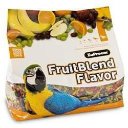 ZuPreem AvianMaintenance FruitBlend Bird Diet for Large Parrots, 12 lbs.