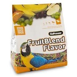 ZuPreem AvianMaintenance FruitBlend Bird Diet for Large Birds