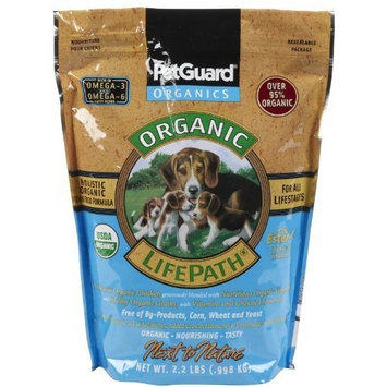 PetGuard Organics LifePath - All Stage, 2.2lb bag
