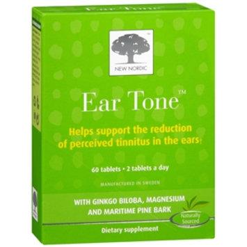 New Nordic Ear Tone, Tablets, 60 ea