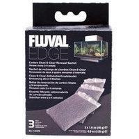 Fluval Edge Carbon Renewal Sachets - 3 pack