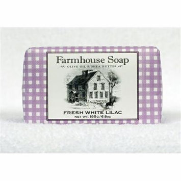 Farmhouse Bar Soap Lilac 6.8 Oz