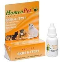 HomeoPet Skin & Itch Relief Feline 15 ml