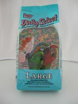 Pretty Bird Daily Select for Large Birds - 8 lb.