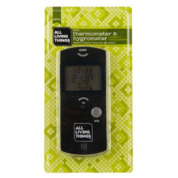 All Living ThingsA Reptile Habitat Thermometer & Hygrometer