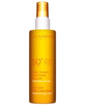 Clarins Sunscreen Care Milk-Lotion Spray SPF 50+