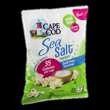 Cape Cod Sea Salt Popcorn