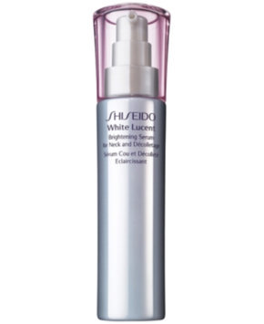 Shiseido White Lucent Brightening Serum for Neck and Décolletage
