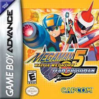 Capcom Mega Man Battle Net 5 Protoman
