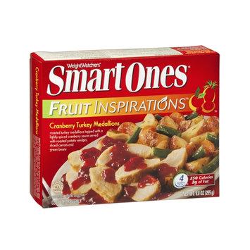 Smart Ones Fruit Inspirations Cranberry Turkey Medallions