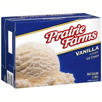 Prairie Farms Dairy Prairie Farms Vanilla Ice Cream, .5 gal