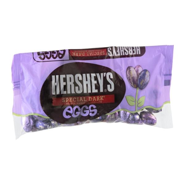 Hershey's Easter Special Dark Mildly Sweet Chocolate Eggs