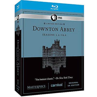 Downton Abbey: Seasons 1-4 (Widescreen)