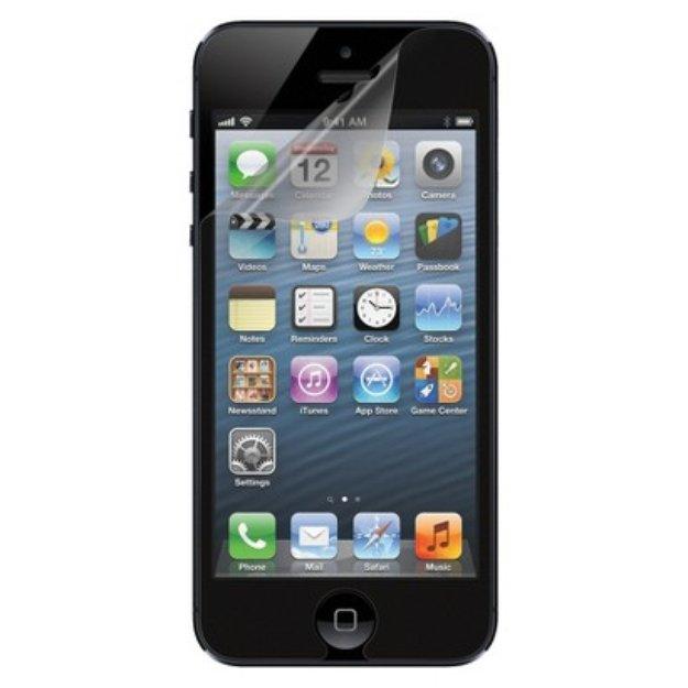 Belkin 3 Pack Screen Overlay for iPhone5 - Clear (F8W179tt3)