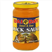Dai Day 20 oz. Sweet & Sour Duck Sauce, Case Of 12