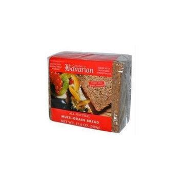 Heinrich Leupoldt Gmbh Bavarian Breads B34824 Bavarian Breads Multigrain Rye Bread -6x17. 6oz
