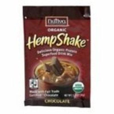 Organic HempShake by Nutiva - 12 packets, Chocolate