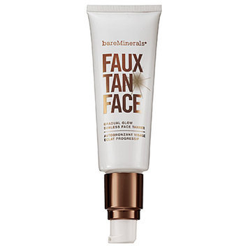 bareMinerals Faux Tan Face Gradual Glow Sunless Tanner
