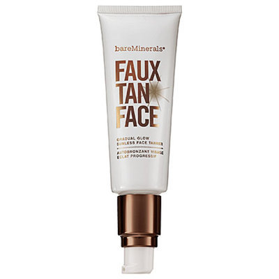 bareMinerals Faux Tan Face Gradual Glow Sunless Tanner