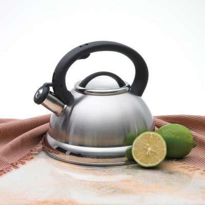 Creative Home Alexa 3-qt. Whistling Tea Kettle