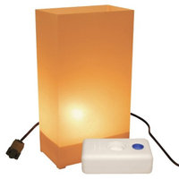Lumabase Electric Luma Base Luminaria Kit - Tan