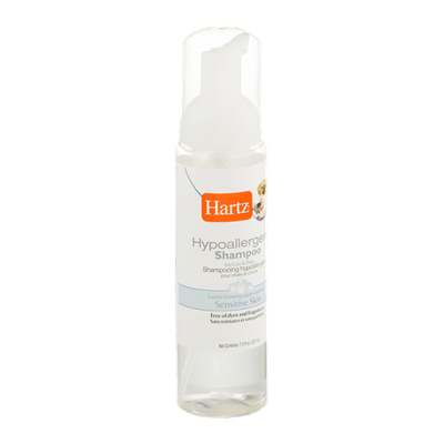 Hartz Hypoallergenic Shampoo for Cats & Dogs