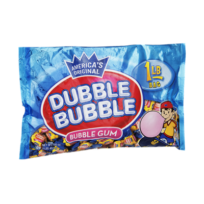 Dubble Bubble Original Bubble Gum