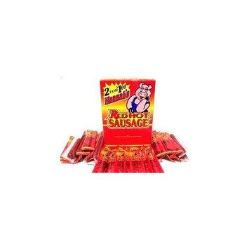 Hannah's Red Hot Sausage 50 ct box